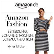 Bis zu 60%! Fashion Sale bei Amazon