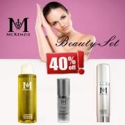 40% Rabatt bei McKenzie Cosmetics
