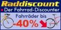 5 € Gutschein für Raddiscount