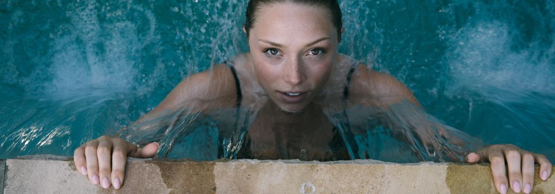 Gesund abnehmen durch Schwimmen